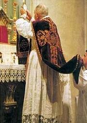 tradizione cattolica messa in latino chiesa cattolica