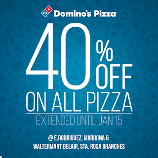 Domino's Pizza Philippines, DominosPH, pizza