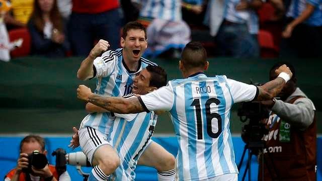 Brasil 2014: Argentina pasó a octavos de final con puntaje ideal