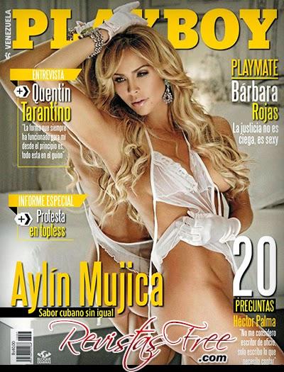 Playboy Venezuela - Aylin Mujica - Julho 2013