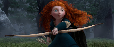 brave merida hi res Trailer for Pixars Brave (plus a wallpaper)