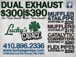 LUCKY&#39;S GARAGE