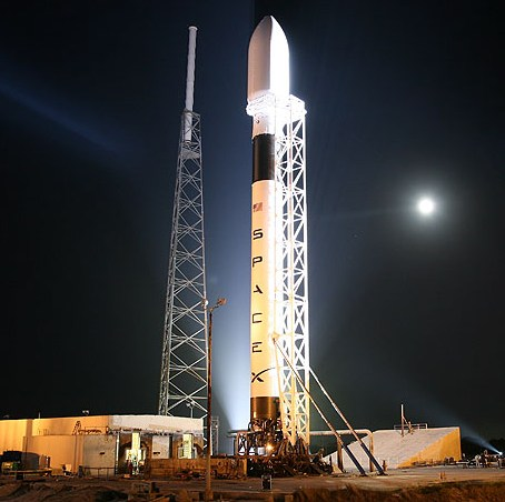 rocket and space exploration technologies The rocket needs to complete seven successful flights before  formally known as space exploration technologies,  telecommunications and deep space exploration.