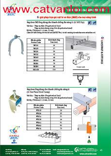 CÁT VẠN LỢI - Chuyên sản xuất: Ty ren /Ty treo/ Thanh ren/Ty răng cường lực cao M6, M8, M10, M12, M16, M20- mạ kẽm nhúng nóng đạt tiêu chuẩn chất lượng cao TCVN 197:2002/JIS B 1051 /DIN 975/DIN 976  (High quality Thread rod- Electro galvanized thread rod stud), Khớp nối ty ren M8- M10- M12(Thread rod coupling), Bịt đầu ty ren M8- M10- M12(Plastic end cap for thread rod), Tắc kê đạn dùng cho ty ren M8- M10- M12(Drop in Anchor), Tắc kê tường (Anchor Bolts), Tắc kê chuồn dùng cho ty ren (Heavy duty concrete Insert), Cùm treo ống/Pad treo ống/ Đai treo ống 2 mảnh / Kẹp treo ty & ống / Kẹp treo ống thép luồn dây điện, ống PCCC/ HVAC dùng cho ty ren M8- M10- M12(Steel conduit hanger/Steel conduit Clamp/Pipe hanger), Kẹp xà gồ/ Kẹp dầm thép dùng cho ty ren M8- M10- M12(Beam Clamp/Iron Beam Clamp), Kẹp treo C dùng cho ty ren M8- M10- M12(Purlin Clamp/Suspending Clamp), Kẹp treo ống HVAC dùng cho ty ren M8- M10- M12(Clevis hanger), Kẹp treo ống & ty ren dùng cho ty ren M8- M10- M12(K Clip), Kẹp treo dầm (Flange Clip), Kẹp treo Omega (Omega trap), Kẹp treo ống với kẹp C (Applicable hanger) Thanh chống đa năng (Unistrut Channel/ Strut/ C-Channel/ Double Unistrut profile ), Đai ốc lò xo cho thanh chống đa năng dùng cho ty ren M8- M10- M12(Long spring nut), Tay đỡ đơn (Cantilever Arm), U cùm (U bolts), U bolt lá, Gía đỡ cơ điện M&E /HVAC/PCCC/ Kẹp treo ống thép/ Kẹp xà gồ