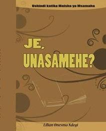 Je, Unasamehe??
