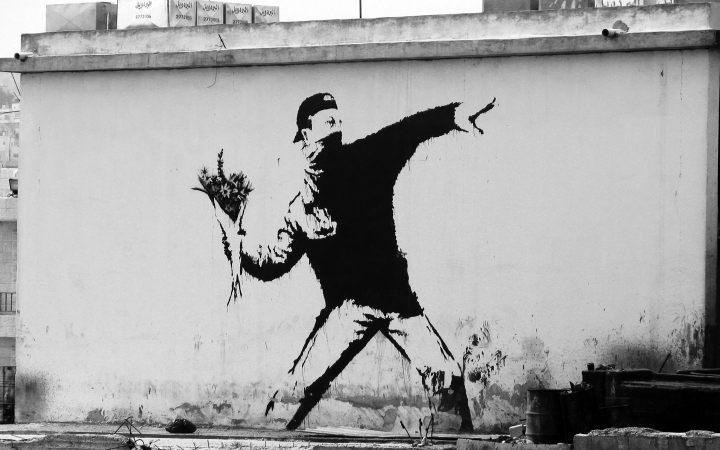 banksy graffiti art wallpaper images pictures becuo