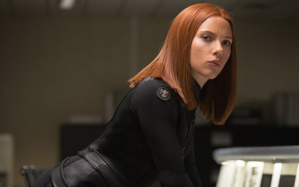 Black Widow Scarlett Johansson 2014 5p