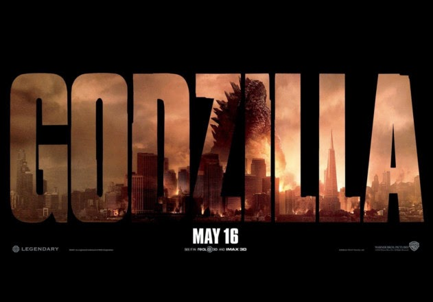 Godzilla: New Trailers & Posters - Undead Monday
