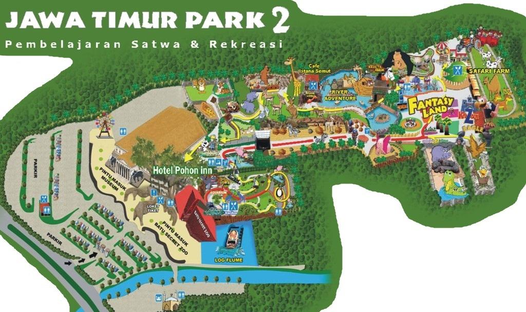 Tiket Jatim Park - Mei