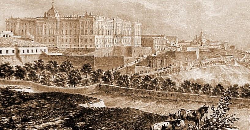Manuelblas madrid palacio real de madrid - Montadores de pladur en madrid ...