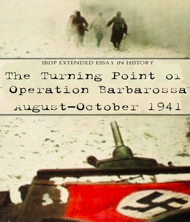 operation barbarosa essay Wiat iii essay composition measures of time oliver paper barbarossa operation research december 19, 2017 @ 7:19 pm essay on weather in english.