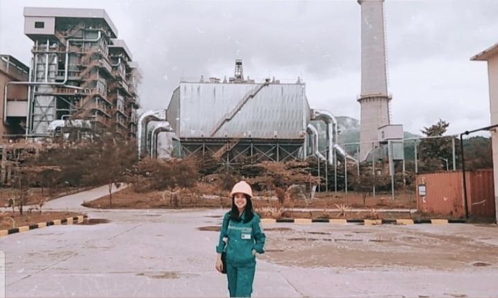 Meisi Ayu Risda (2015) PT. SDIC PAPUA CEMENT INDONESIA