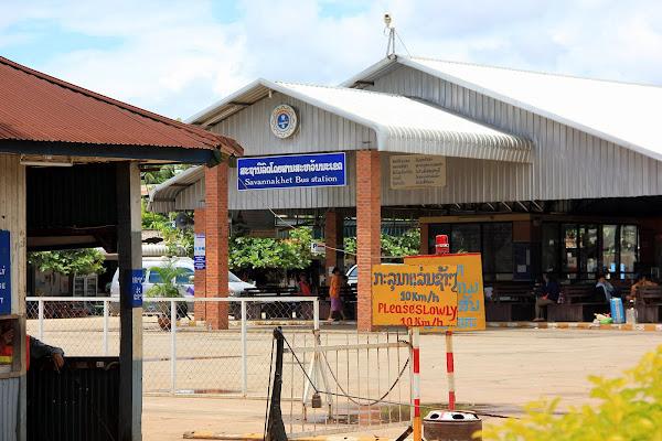 Estación de autobuses de Savannakhet
