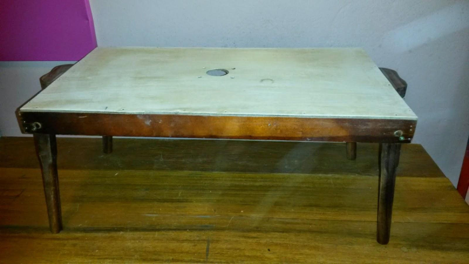 Oficina do Quintal: Como fazer uma bancada para Tupia #604710 1600x900