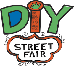 Official Sponsor of DIY Street Fair 2012