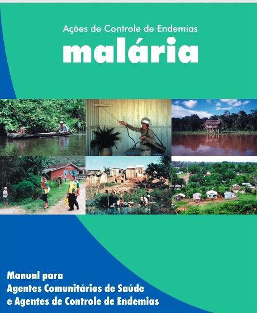 AÇÕES DE CONTROLE DE ENDEMIAS  A MALÁRIA