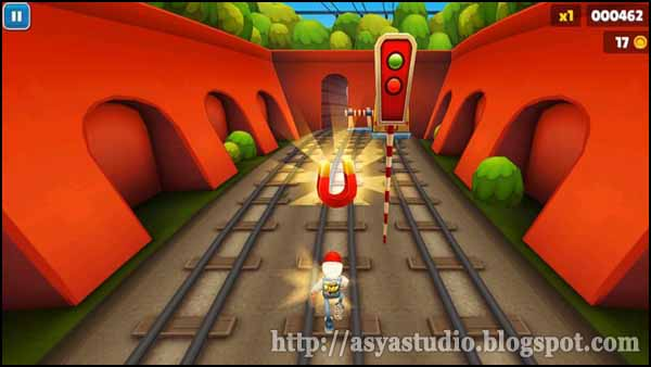 Preview Subway Surfer Game