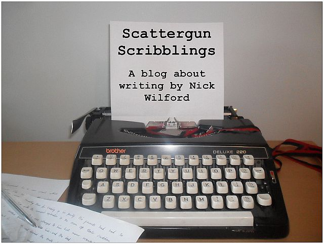 Scattergun Scribblings