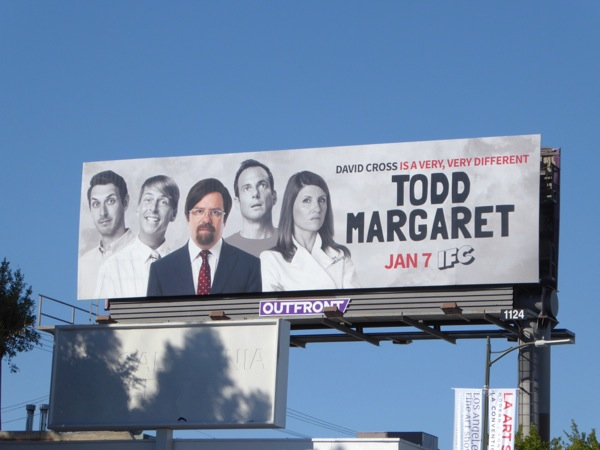 Todd Margaret season 3 IFC billboard