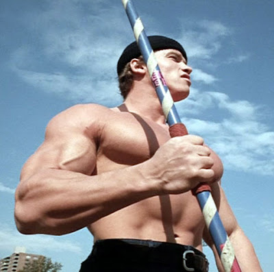 early arnold schwarzenegger photos. early arnold schwarzenegger