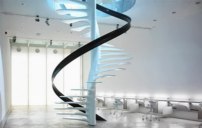 combination modern stairs