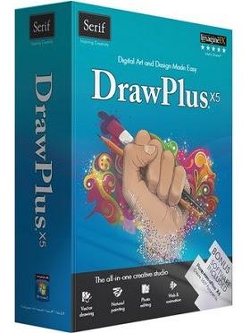 download Serif DrawPlus X5 ISO 2011 Programa