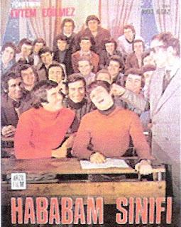 Hababam Sınıfı posteri