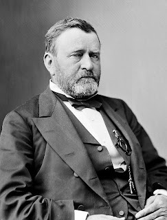 President Ulysses S. Grant frequented the lobby of The Willard Hotel.  Many believe his spirit still lingers there.