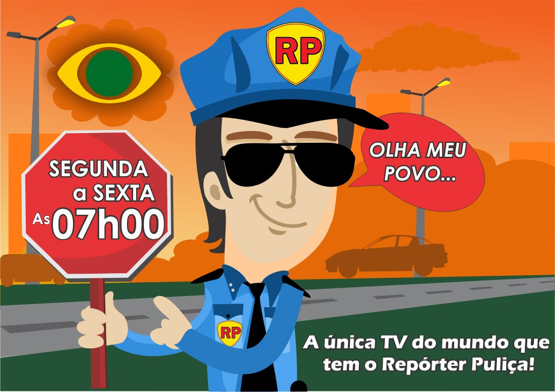 Repórter Puliça
