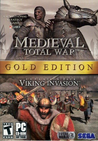 Medieval: Total War Gold Edition