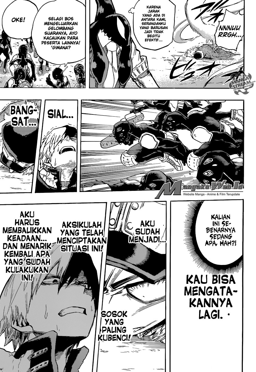 Boku no Hero Academia Chapter 112-11
