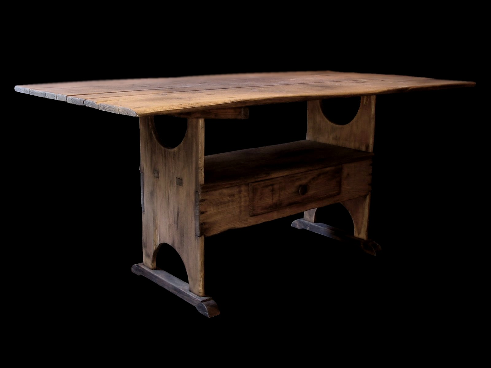 Superieur Shoefoot Bench Table