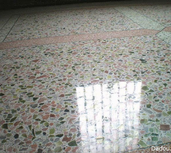HOUSE CONSTRUCTION IN INDIA FLOORS TERRAZZO - How are terrazzo floors made