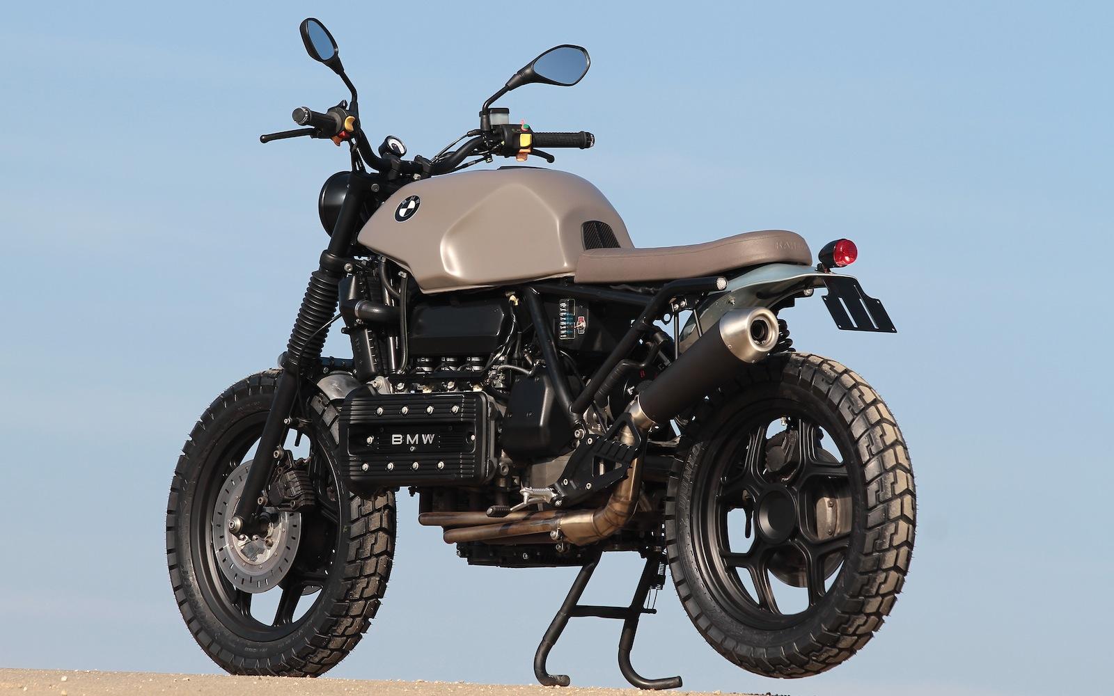 Gut bekannt Readers' rides: Daniel's K100 Scram | Inazuma café racer PM48