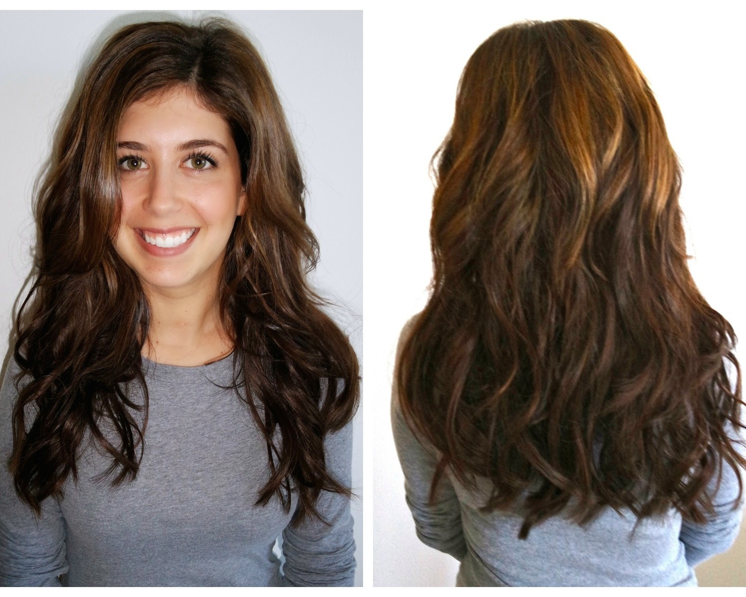 Pleasantly Petite Fashion Lifestyle Blog Clip In Hair Extension