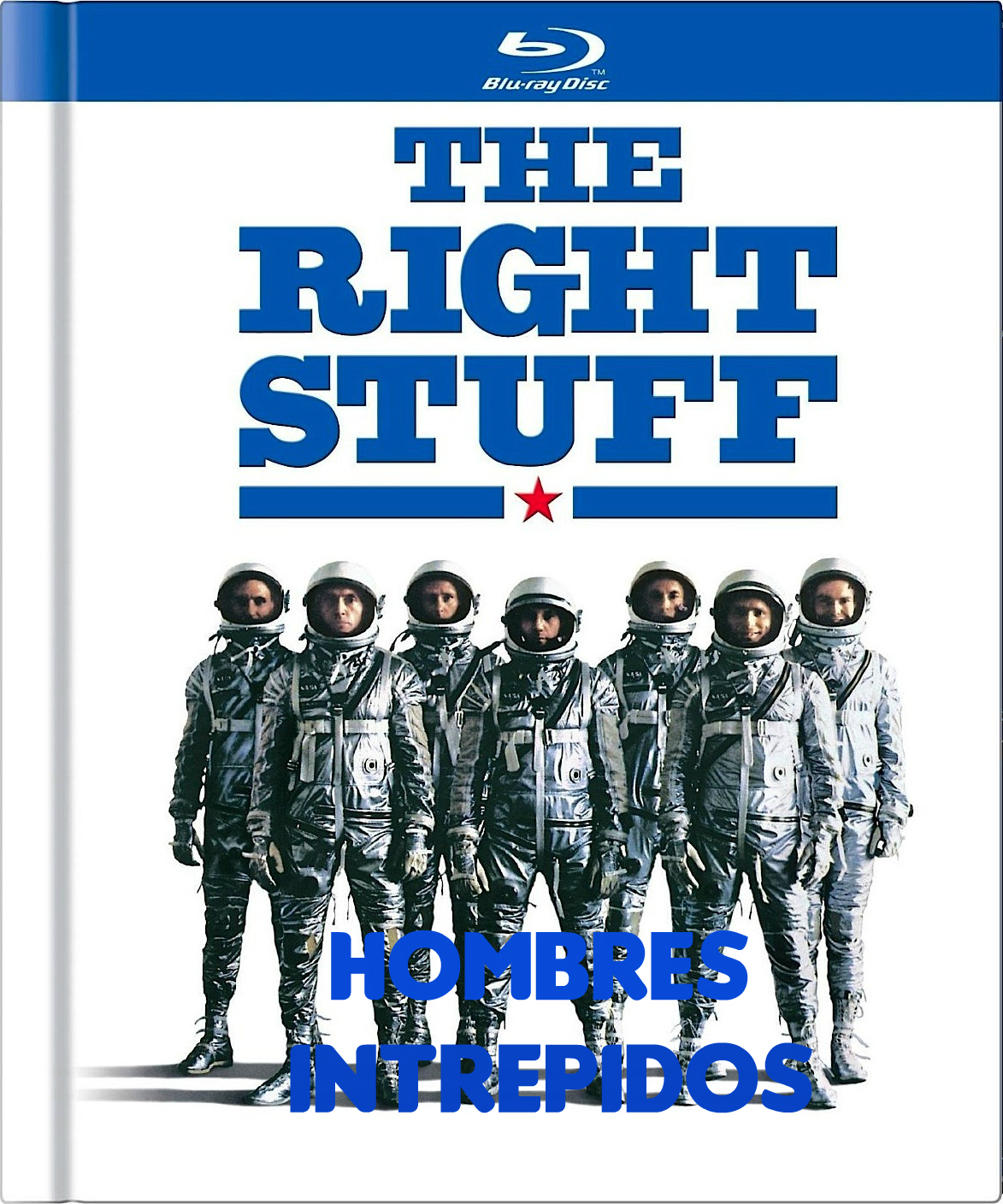 Hombres Intrepidos ( 1983 ) The Right Stuff