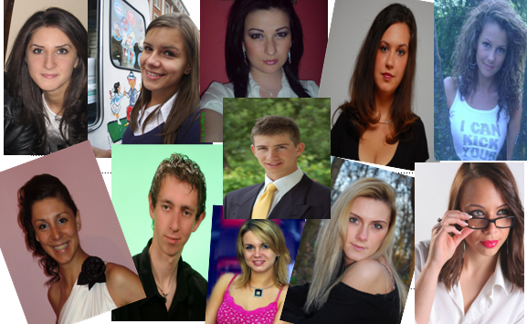 Some of the MBA-TRH students