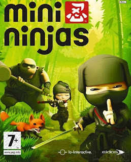 Mini Ninjas PC games 2013