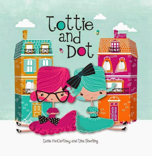 TOTTIE AND DOT - Available this September!