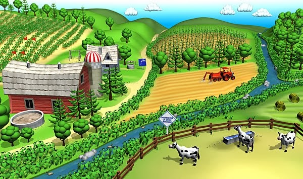 my farm vision ^^