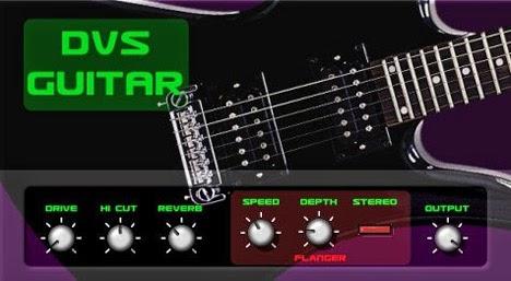 DVS Guitar - Plugin de Guitarra Grátis