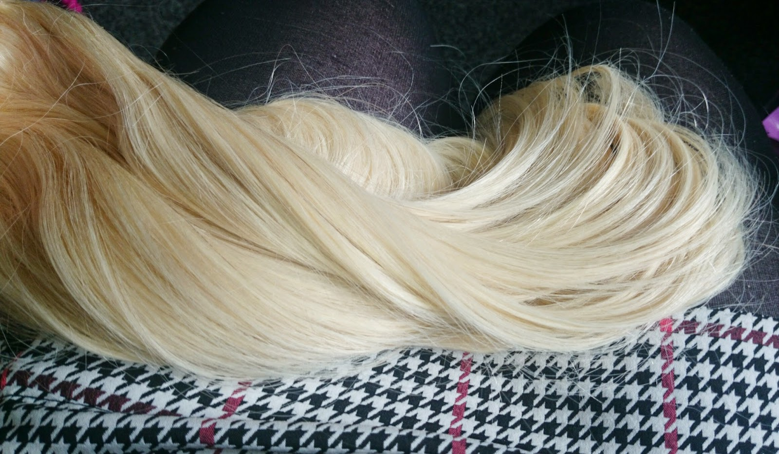 Miss Mandarin Long Hair Dont Care Foxy Locks Hair Extensions