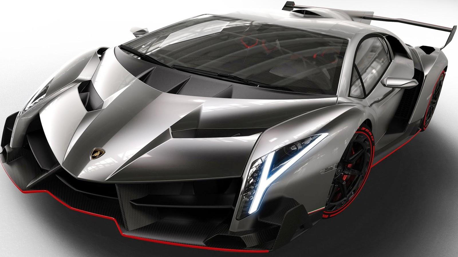 Lamborghini Veneno Motor Car Sport