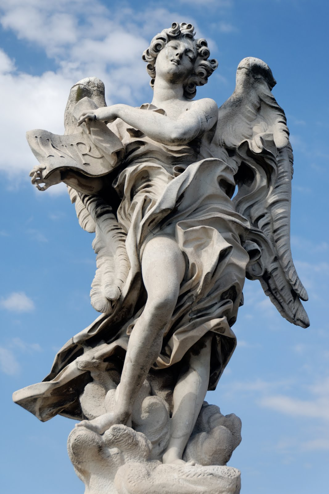 bernini and the statues of christian He worked on this statue between the years of 1616 and 1617 this features a biblical tale of the christian martyr st sebastian pinned to a tree, with his flesh pierced and filled with arrows, which was his punishment of death.