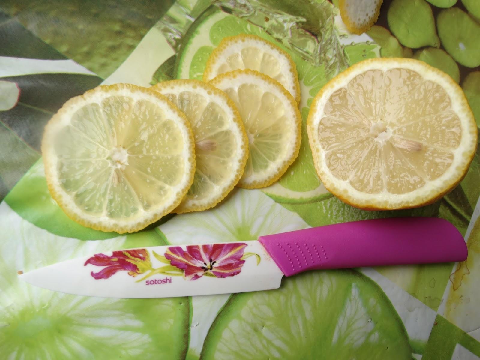 Лимонные дольки рецепт с фото пошагово - nu 47