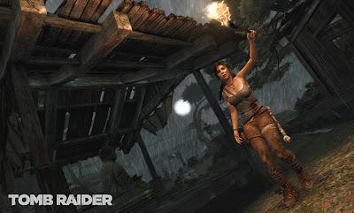 Tomb Raider Survival Edition Screenshots