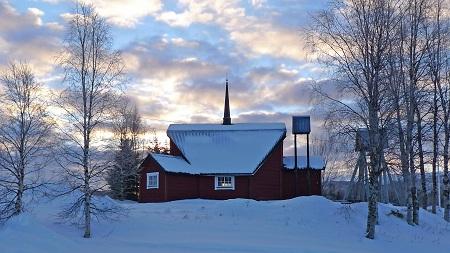 Hemavans kyrka