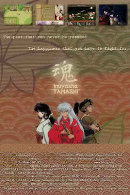Download Inuyasha Game Tamashi RPG Game Mediafire img