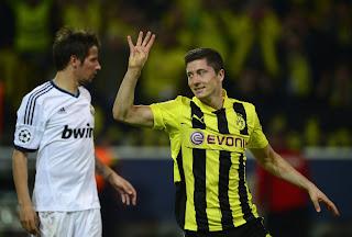 FÚTBOL-Lewandowski y compañía es demasiado para el Madrid