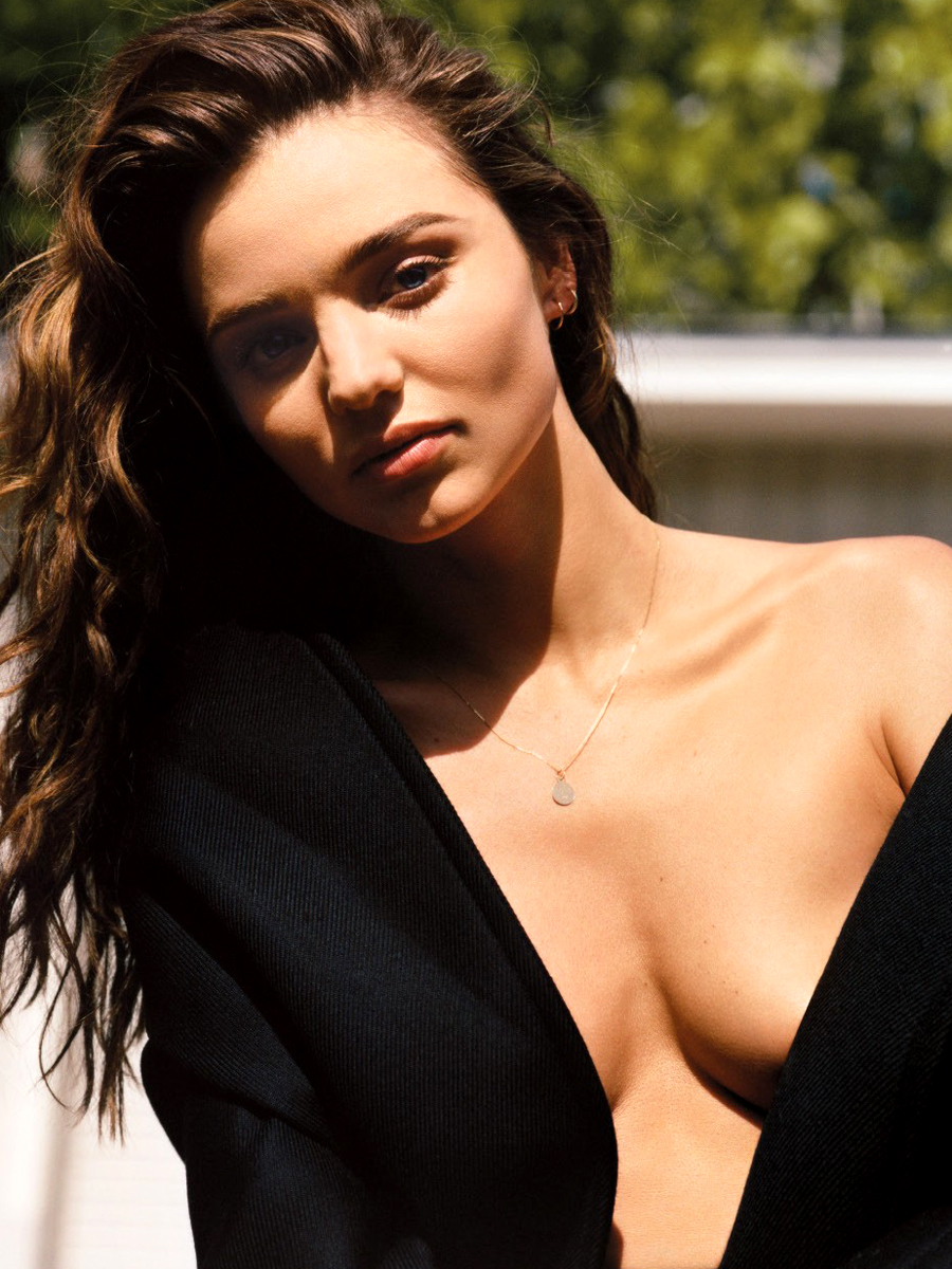 Miranda Kerr En Vogue Uk